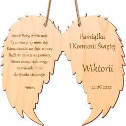Skrzydła Anioła - Pamiątka Pierwszej Komunii...