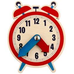 Kolorowy zegar do tablicy sensorycznej