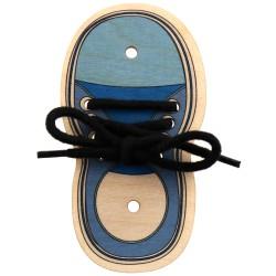 Kolorowy bucik do tablicy sensorycznej