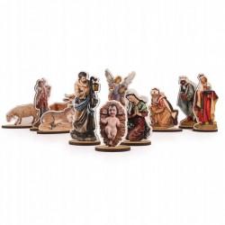 Figurki do szopki bożonarodzeniowej