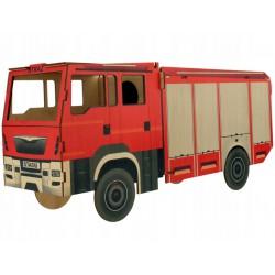 Wóz strażacki - prezent na urodziny